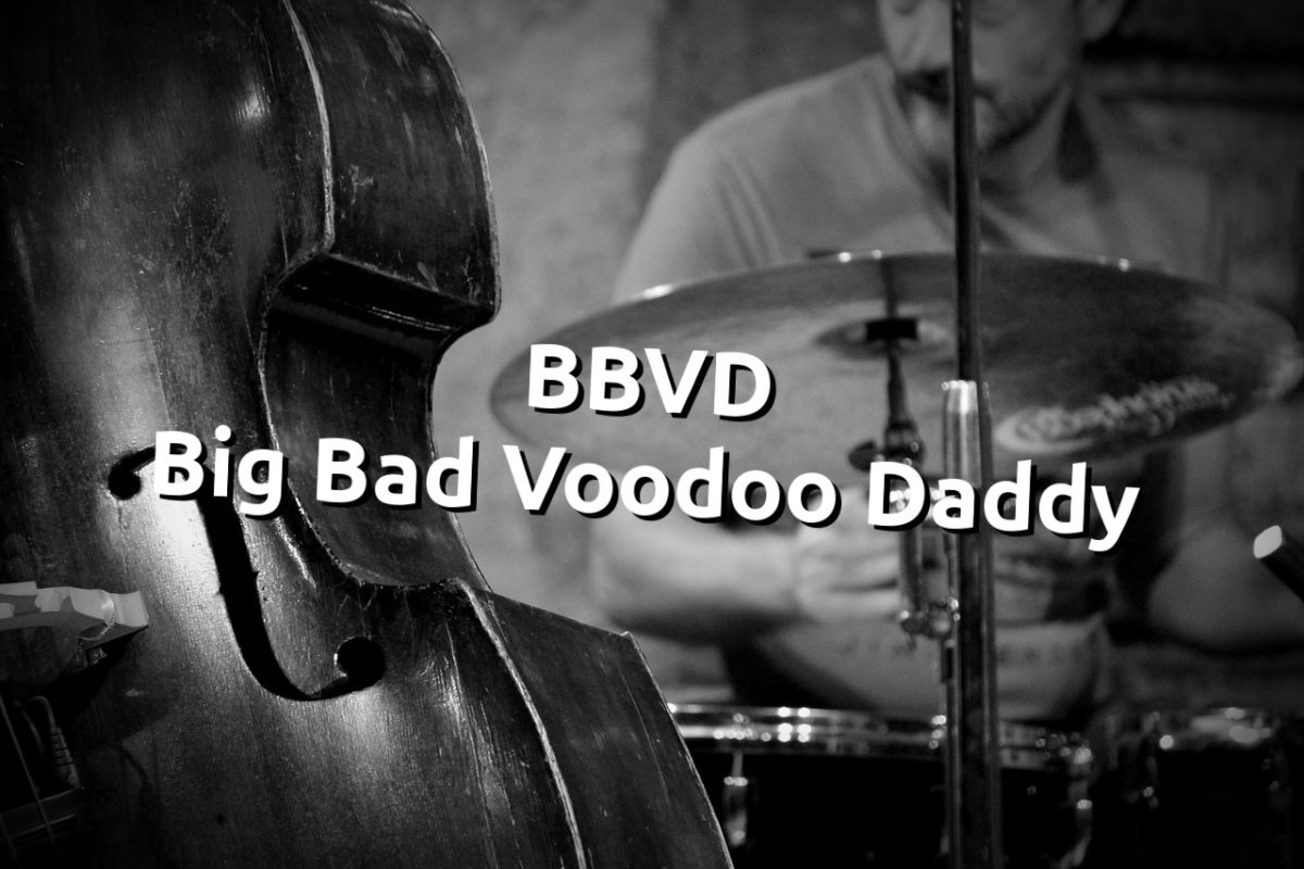 Big Bad Voodoo Daddy - BBVD - un groupe de jazz swing - tithouan pour le musicien.com