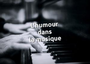 l'humour dans la musique Victor Borge - tithouan pour le-musicien.com