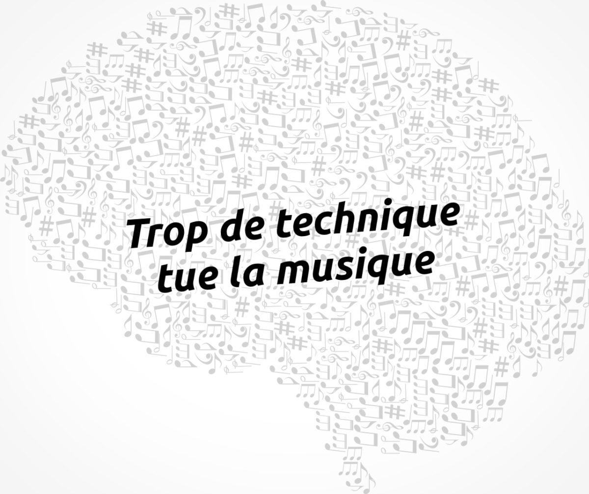 Trop de technique peut tuer la musique, repensons notre intention - Tithouan pour le-musicien.com