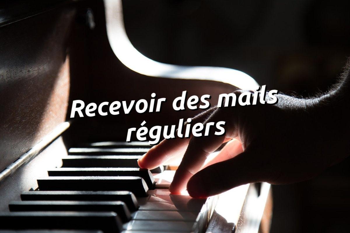 Un mail régulier pour apprendre, évoluer dans le domaine de la musique - tithouan pour le-musicien.com